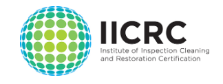 Certified by the IICRC